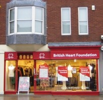 British_Heart_Foundation .. Charity Shop