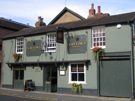 Claytons .. Public House