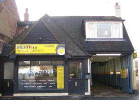 Merityre .. Tyres and exhausts, sales and fitting