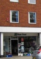 Shaw_Trust .. Charity Shop