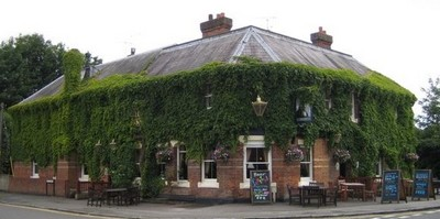 The_Marlow_Donkey .. Public House