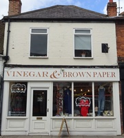 Vinegar_and_Brown_Paper .. A Vintage Inspired Boutique